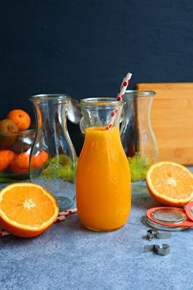 Weck 530 ml Juice Kavanoz Set (6 Adet) 764 Renksiz